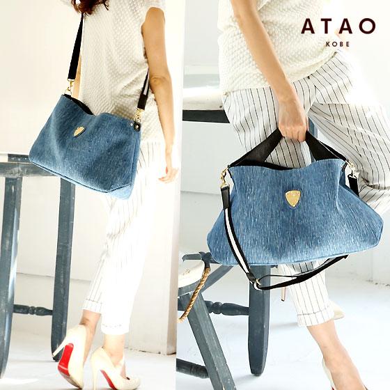 【ATAO】(アタオ)ショルダーバッグ/Classico Vintage Rosso(クラシコ ヴィンテージ ロッソ)