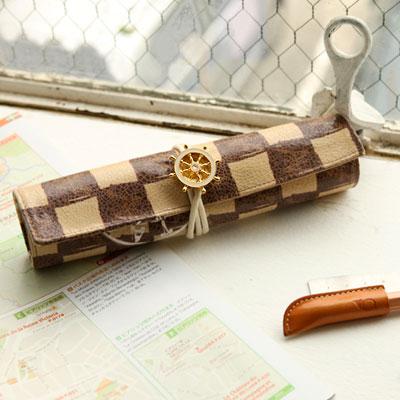 【ATAO】ペンケース/pen case lasse(ペンケース ラセ)